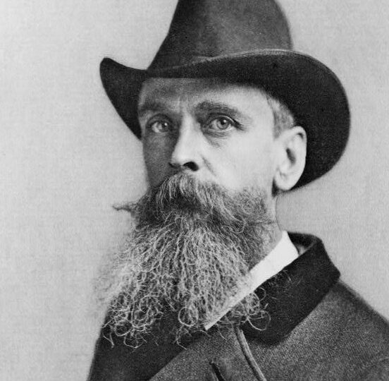 Thomas Moran (1837-1926) [HRA 1888-1926]