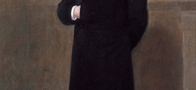 Hiram Peabody Flagg (1858-1937) : Portrait of William Marvin Evarts (1871-1953), 1889.