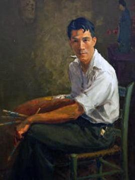 David Wu Ject-Key (1890-1968)