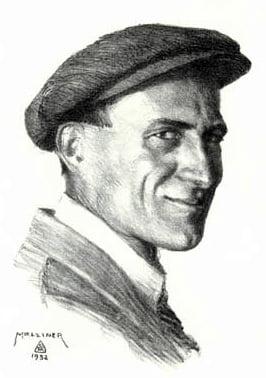 Leo Mielziner (1869-1935) [RA 1912-1935]