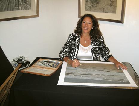Linda Gross Brown [RA 2009]