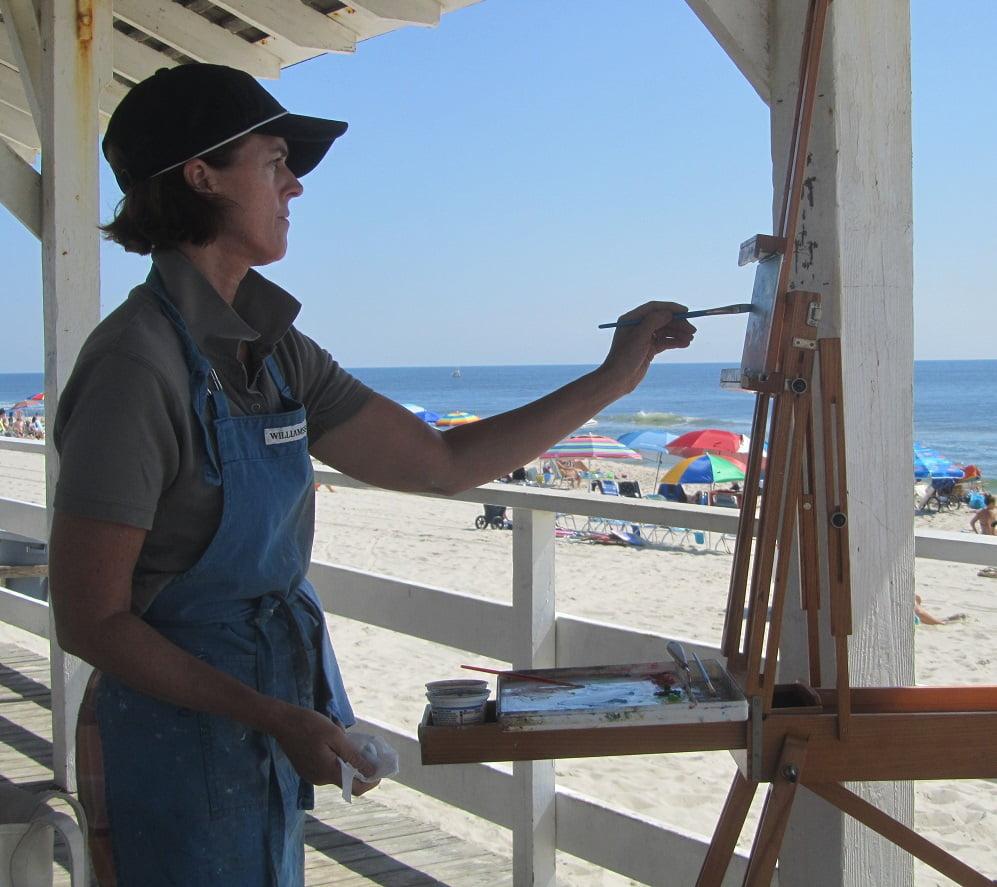 Lisa C Budd [NRA 2009]