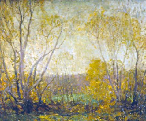 Walter Granville-Smith (1870-1938) : Landscape, ca.1905.
