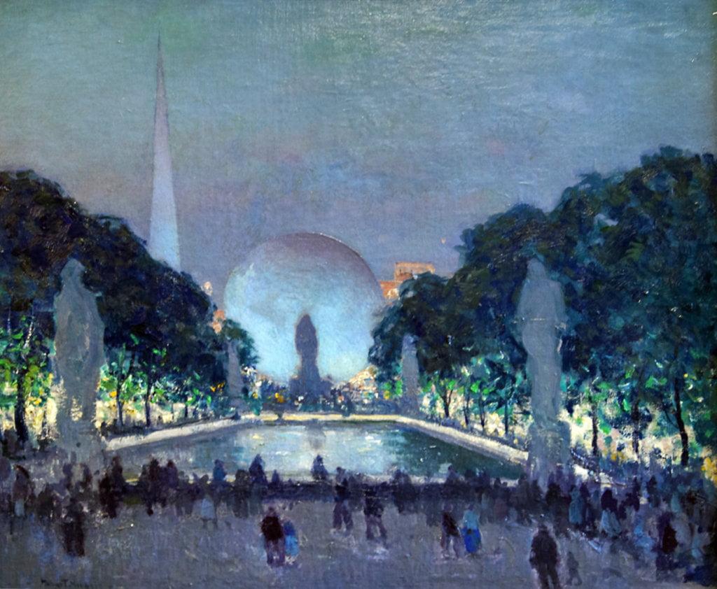Hobart Nichols Jr (1869-1962) : 1939 World's Fair, 1939.