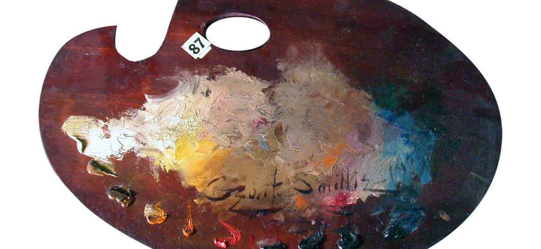 Palette 087 - George Henry Smillie (1840-1921)
