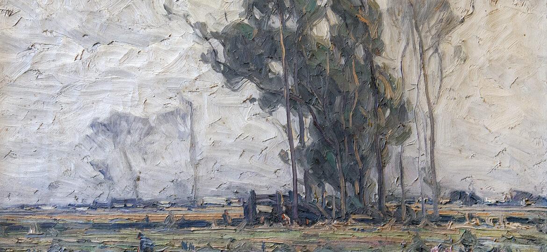 Charles Basing (1865-1933) : Moorland, Staten Island, ca.1917.