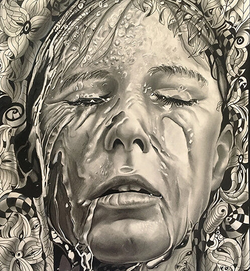 nodel_maxine_the_mediation_graphite_and_ink_11x14_1500