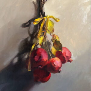 Mandy Theis (b.) : Pomegranates, 2000s.