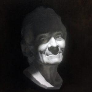 Lorenzo Narciso (b.) : The smile, 2019.