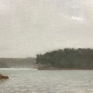 Kevin Müller Cisneros (b.1992) : View of Rock Creek, 2020.