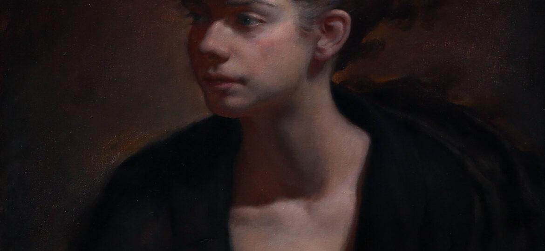 Landon Clay (b.1989) : Malka, 2021.