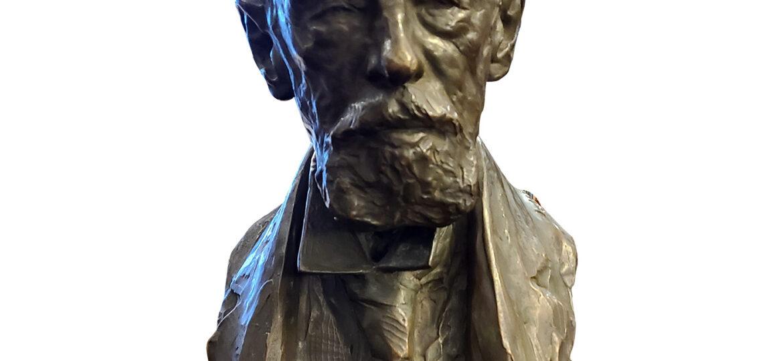 Jeno-Juszko-Bust-of-William-H-Shelton-1
