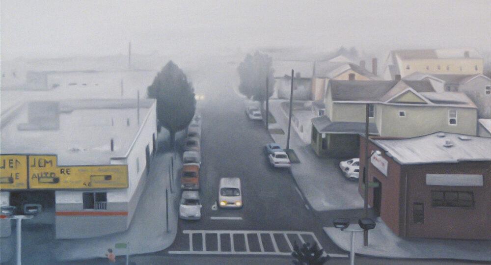 Timothy Balboni : Jamaica fog (#66), ca.2021.
