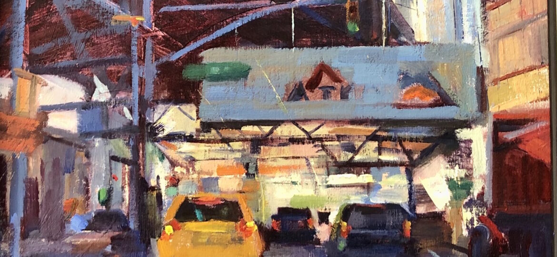 Lily Braff : Traffic NYC (#143), ca.2021.