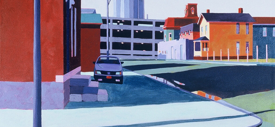 Abby Lammers : Reserved parking (#60), ca.2021.