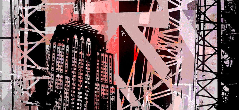Jane Sklar : NY constructed (#150), ca.2021.