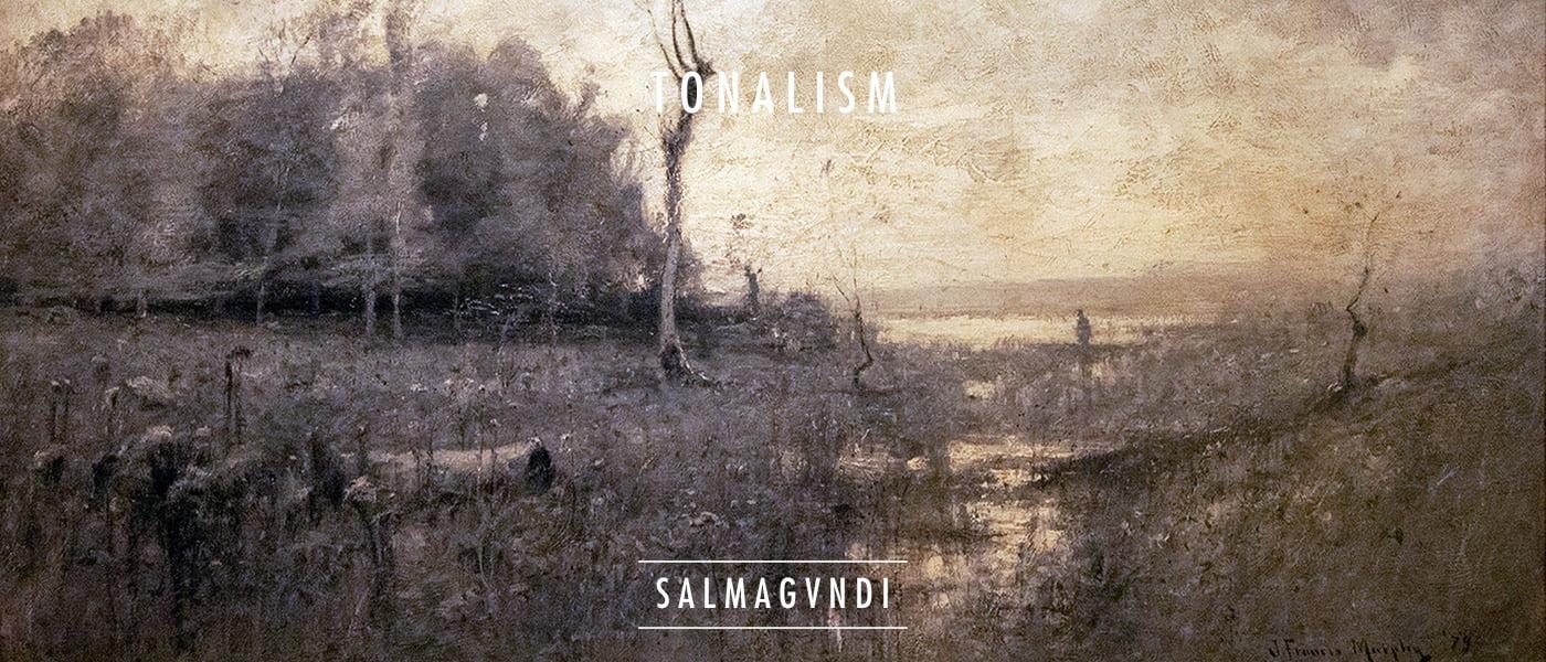 2020 - 2021 08 15   Tonalism at Salmagundi